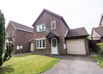 Thumbnail 3 bed detached house for sale in Coriander Drive, Totton, Southampton