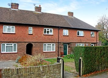 Thumbnail 3 bed terraced house for sale in Pollards Oak Crescent, Oxted, Surrey