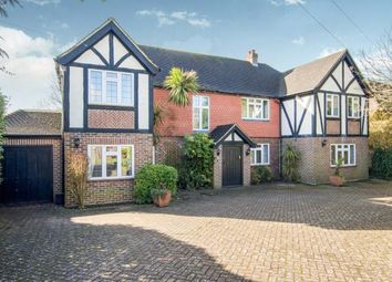 Thumbnail 5 bed detached house for sale in Ranmore Avenue, Croydon