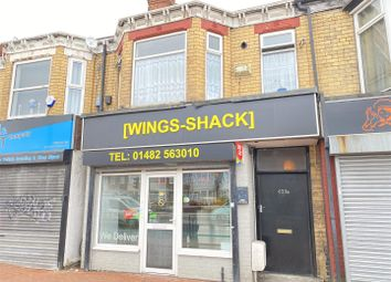 Thumbnail Commercial property for sale in Albert Avenue, Anlaby Road, Hull