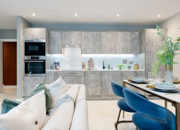 Thumbnail 1 bed flat for sale in Renwick Road, Barking