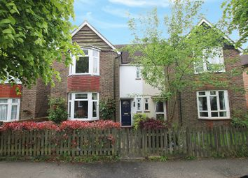 Thumbnail 4 bed semi-detached house for sale in Lime Avenue, Horsham, West Sussex.