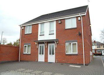 Thumbnail 1 bed flat to rent in New Victoria Court, Allenton, Derby