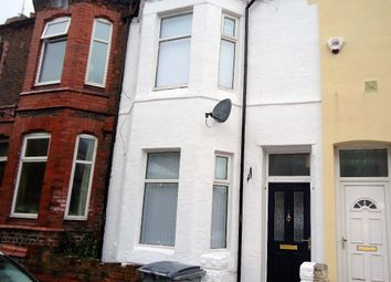 3 bed terraced house to rent in Sycamore Road, Tranmere, Birkenhead CH42