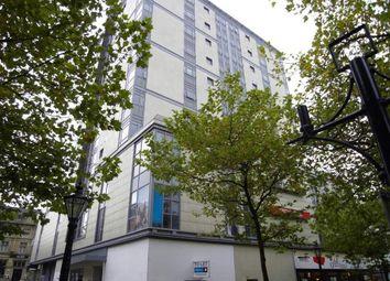 Thumbnail 1 bedroom flat to rent in Birley Street, Preston