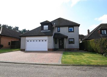 Thumbnail 4 bed detached house for sale in Murieston Park, Livingston
