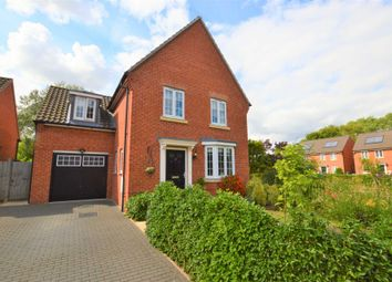Thumbnail 4 bed detached house for sale in Old Blenheim, Douglas Close, Norwich