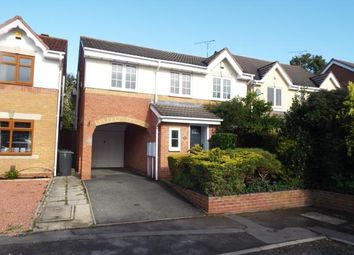 Thumbnail 5 bed detached house for sale in Beechcroft, Bedworth, Warwickshire, England
