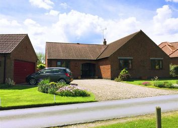 Thumbnail 4 bed detached bungalow for sale in East Lambwath Road, Withernwick, East Yorkshire