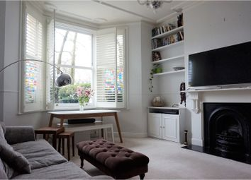 Thumbnail 2 bed flat for sale in Harvist Road, London