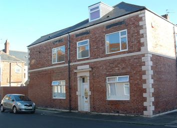 Thumbnail 2 bed flat for sale in Rowley Street, Blyth