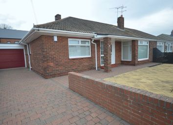 Thumbnail 2 bed semi-detached bungalow for sale in Kirkstone Avenue, North Shields