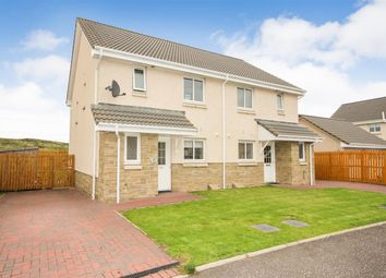 Thumbnail 3 bed semi-detached house for sale in Cotland Drive, Falkirk