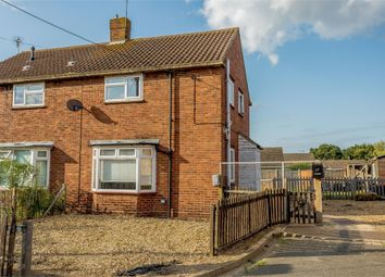 Thumbnail 2 bed semi-detached house for sale in Retreat Estate, Downham Market, Norfolk