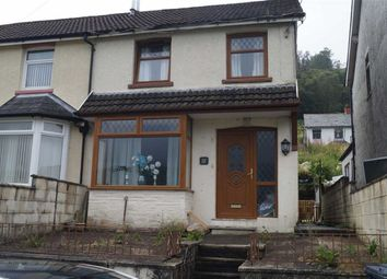 Thumbnail 3 bed end terrace house for sale in Elm Street, Abercwmboi, Aberdare