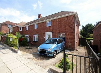 Thumbnail 3 bedroom semi-detached house for sale in Wymering Lane, Portsmouth, Hampshire
