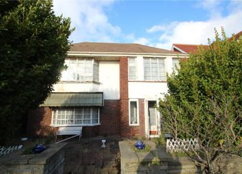 Thumbnail 3 bed detached house for sale in Abbey Road, Worthing, West Sussex