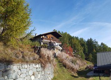 Thumbnail 5 bed chalet for sale in Chalet Shanida - Fieschbiel / Lauchernalp, Valais, Switzerland