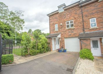 Thumbnail 3 bed semi-detached house for sale in Cranbourne Towers, Ascot, Berkshire