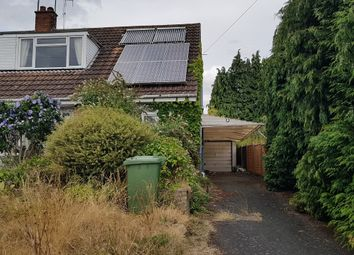 Thumbnail 2 bed semi-detached house for sale in Beechcote Avenue, Wolverley, Kidderminster