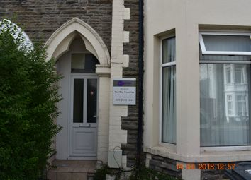Thumbnail 3 bed property to rent in 27 Gordon Road, Cardiff