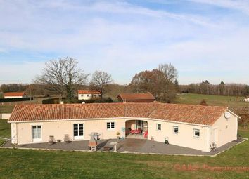 Thumbnail 4 bed bungalow for sale in Chabrac, Charente, 16150, France