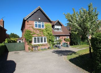 Thumbnail 4 bedroom detached house for sale in Stocks Hill, Bawburgh, Norwich