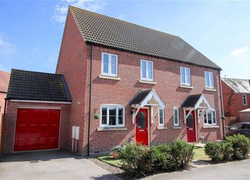 Thumbnail 3 bed property for sale in Saxon Way, Bardney, Lincoln