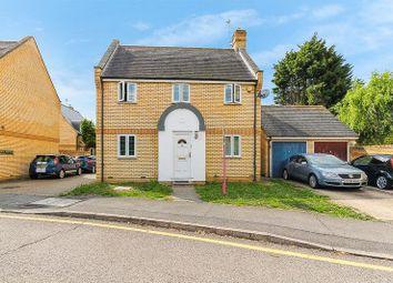 Thumbnail 3 bed detached house for sale in Brimsdown Avenue, Laindon, Basildon