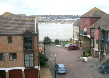 Thumbnail 2 bed town house to rent in 2 Bed Townhouse, Hathaway Court, The Esplanade, Rochester