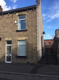 Thumbnail 2 bed end terrace house to rent in Gordon Street, Barnsley