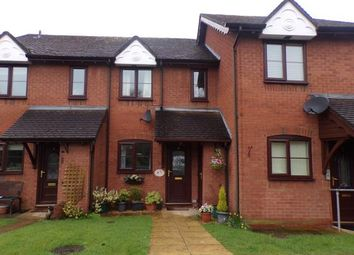 Thumbnail 2 bed terraced house for sale in Derwent Close, Burton On Trent, Staffordshire