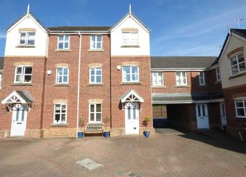 Thumbnail 3 bed town house for sale in Talbot Way, Stapeley, Nantwich