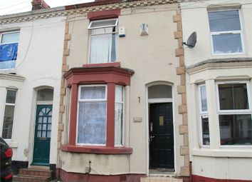 Thumbnail 2 bedroom terraced house for sale in Parton Street, Kensington, Liverpool, Merseyside