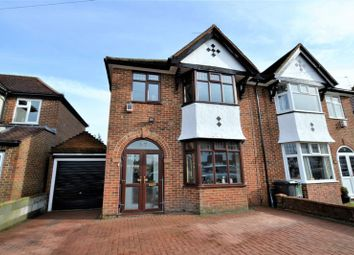 Thumbnail 3 bed semi-detached house for sale in Ellesmere Drive, South Croydon