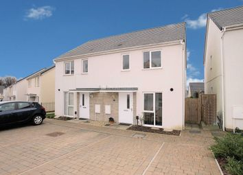 Thumbnail 3 bedroom semi-detached house for sale in Foliot Road, Plymouth