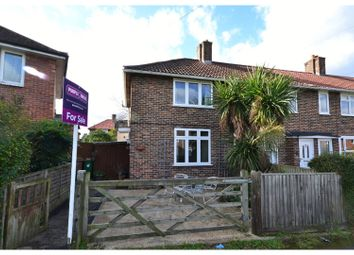 Thumbnail 2 bed end terrace house for sale in Rushen Walk, Carshalton