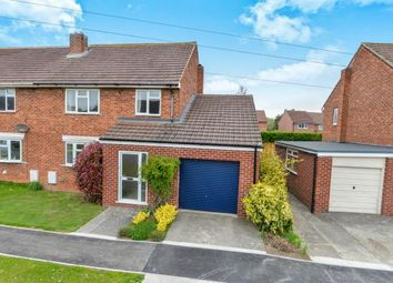 Thumbnail 3 bed semi-detached house for sale in Fairfax Road, Middleton St. George, Darlington