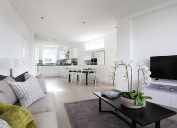 Thumbnail 3 bedroom flat for sale in Norman Road, Greenwich