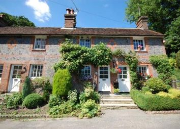 Thumbnail 2 bed terraced house for sale in Underhill Cottages, Maresfield, Uckfield, East Sussex