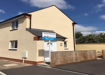 Thumbnail 2 bed semi-detached house to rent in Portman Street, Taunton