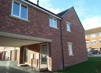 Thumbnail 1 bed flat to rent in Brewster Road, Gainsborough