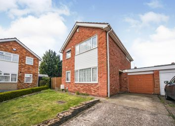 Thumbnail 3 bed link-detached house for sale in Lonsdale Close, Luton