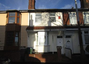 Thumbnail 3 bedroom terraced house for sale in Brunswick Park Road, Wednesbury