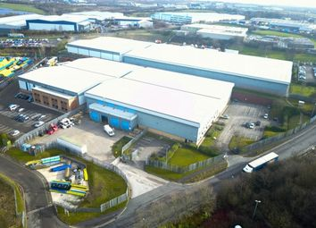Thumbnail Light industrial to let in Unit 1, Phase 3, Centre 28, High View Road, South Normanton