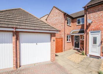 Thumbnail 3 bed end terrace house for sale in Odin Close, Bedford