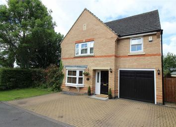 Thumbnail 4 bed detached house for sale in Blenheim Drive, Allestree, Derby