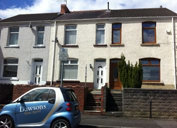 Thumbnail 2 bedroom terraced house to rent in Bath Road, Morriston