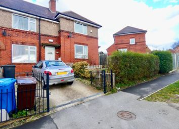 Thumbnail 2 bed terraced house for sale in Aughton Crescent, Sheffield