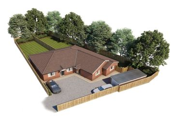 Thumbnail 3 bed bungalow for sale in Hobbs Close, St. Albans